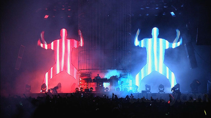 Lineup Chemical Brothers
