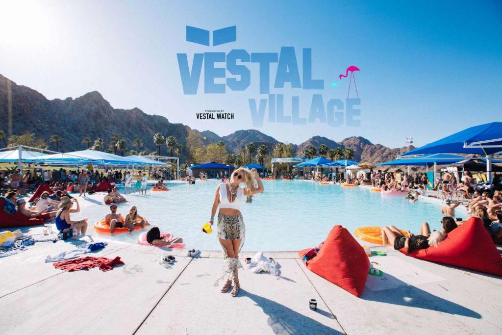 vestal village 2017 party