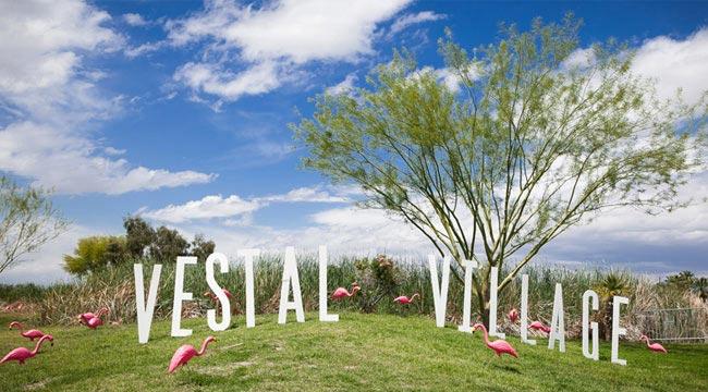 Vestal Village Coachella